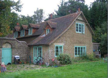 Thumbnail 4 bed detached house to rent in Munstead Heath Road, Godalming