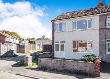 Thumbnail 3 bed end terrace house for sale in Highworth Crescent, Yate, Bristol