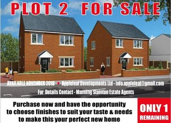 Thumbnail 3 bed detached house for sale in Plot 1, Wakefield Road, Drighlington