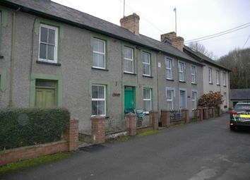 Thumbnail 4 bed terraced house to rent in Cware Ffinant, Newcastle Emlyn, Carmarthenshire
