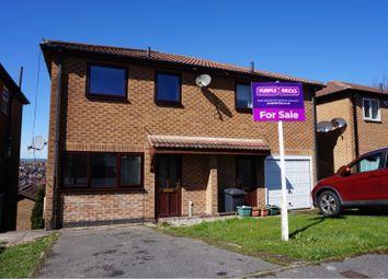Thumbnail 2 bed semi-detached house for sale in Kildonan Grove, Sheffield