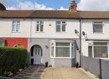 3 bed terraced house for sale in Beacon Road, Holbrooks, Coventry CV6