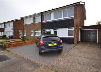 Thumbnail 3 bed semi-detached house to rent in Atherton Gardens, Linford Road, Grays