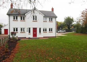 Thumbnail 4 bed detached house to rent in Badgeworth Road, Badgeworth, Cheltenham