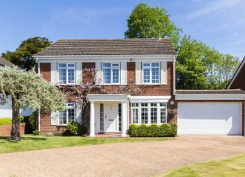 Thumbnail 4 bed detached house for sale in The Grange, Westcourt Lane, Shepherdswell, Dover