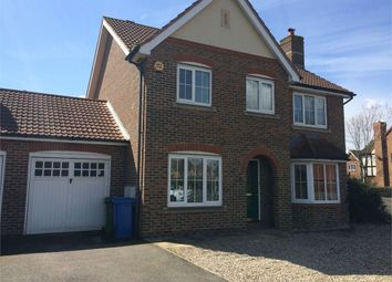 Thumbnail 4 bed detached house to rent in Tourmaline Drive, Sittingbourne, Kent
