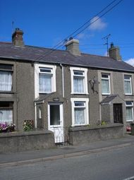 Thumbnail 2 bed terraced house for sale in Jones Terrace, Lon Uchaf, Morfa Nefyn, Pwllheli