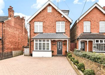 Thumbnail 4 bed detached house for sale in Furlong Road, Bourne End, Buckinghamshire
