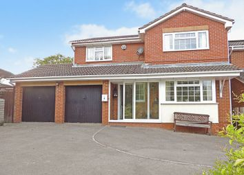 Thumbnail 4 bedroom detached house for sale in Roy King Gardens, Warmley, Bristol