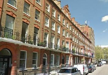 Thumbnail 1 bedroom flat to rent in Nottingham Place, Marylebone