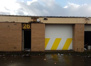 Thumbnail Industrial to let in Foundry Street, Springburn, Glasgow