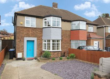 Thumbnail 3 bed semi-detached house for sale in Fernwood Avenue, Wembley