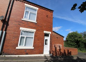 Thumbnail 2 bed end terrace house to rent in Plessey Road, Blyth