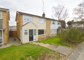 Thumbnail 3 bed semi-detached house for sale in Porters Brook Walk, Colchester
