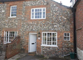 Thumbnail 1 bed terraced house to rent in High Street, Nettlebed