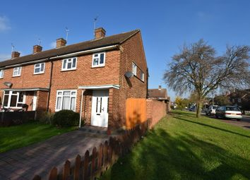 Thumbnail 3 bed end terrace house for sale in Weall Green, Watford
