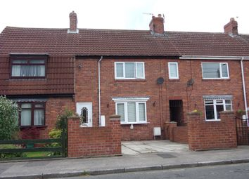 Thumbnail 2 bedroom semi-detached house to rent in Quetlaw Road, Wheatley Hill, Durham