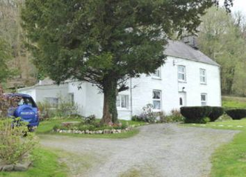 Thumbnail 4 bed property for sale in Llwynygroes, Tregaron