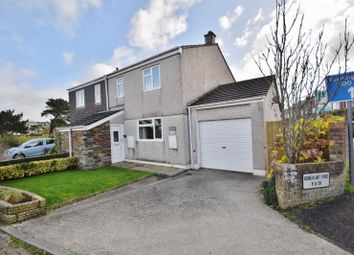Thumbnail 3 bed semi-detached house to rent in Guineaport Parc, Wadebridge