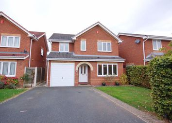 Thumbnail 4 bedroom detached house for sale in Gainsborough Way, Telford