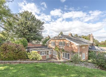 Thumbnail 5 bed detached house to rent in Church Road, Abbotts Ann, Andover, Hampshire