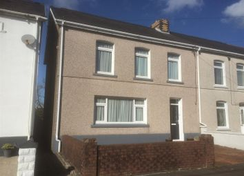 Thumbnail 3 bed end terrace house for sale in Heol Y Felin, Betws, Ammanford