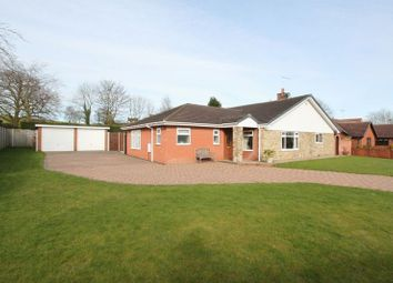 Thumbnail 2 bed detached bungalow for sale in Appleton Drive, Whitmore, Newcastle-Under-Lyme