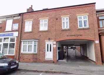 Thumbnail 1 bedroom flat to rent in St Johns Road, Dudley