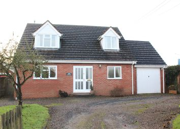 Thumbnail 4 bed detached bungalow to rent in Burley Gate, Hereford