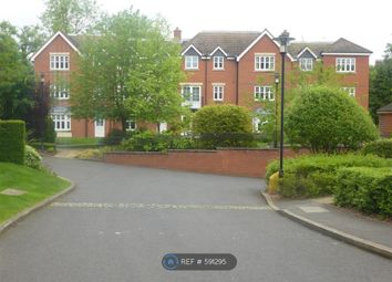 Thumbnail 2 bed flat to rent in Churchill Road, Solihull
