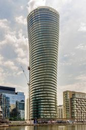 Thumbnail 2 bed flat for sale in Baltimore Tower, Canary Wharf