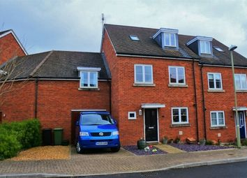 Thumbnail 4 bed semi-detached house to rent in Owen Way, Basingstoke