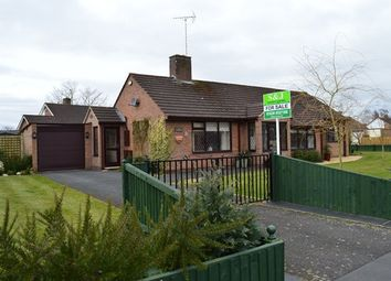 Thumbnail 2 bed detached bungalow for sale in Grove Gardens, Market Drayton