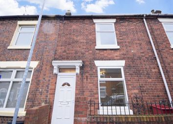 Thumbnail 2 bed terraced house to rent in Brindley Street, Newcastle