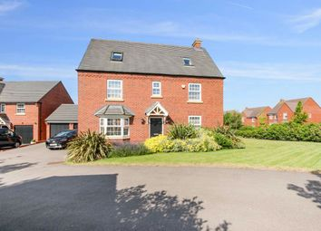 Thumbnail 6 bed detached house for sale in Nightingale Way, Rushden, Northamptonshire