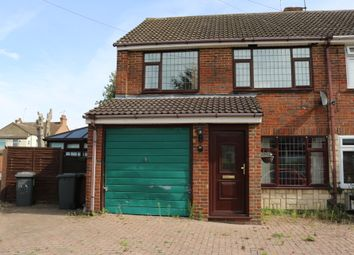 Thumbnail 3 bedroom semi-detached house to rent in Stoneways Close, Luton