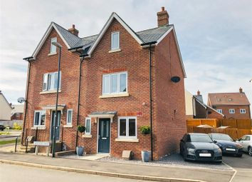 Thumbnail 3 bed semi-detached house for sale in Lakeland Drive, Aylesbury