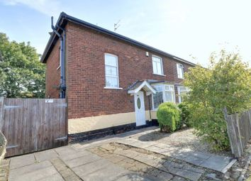 Thumbnail 3 bed semi-detached house for sale in Tomlinson Avenue, Scunthorpe