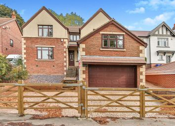 Thumbnail 5 bed detached house for sale in Thoresby Avenue, Barnsley