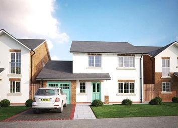 Thumbnail 4 bed detached house for sale in Lon Y Porthmyn, Caerwys, Mold