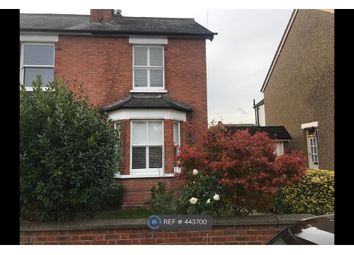 Thumbnail 2 bed end terrace house to rent in Clarence Street, Egham