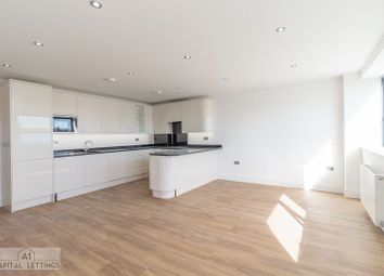 Thumbnail 3 bed flat to rent in Clarendon Road, London