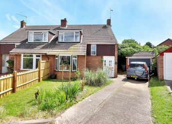 Thumbnail 3 bed semi-detached house for sale in Fantail Lane, Tring