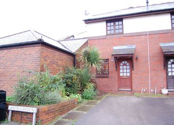 Thumbnail 2 bed end terrace house to rent in Green Gardens, Poole
