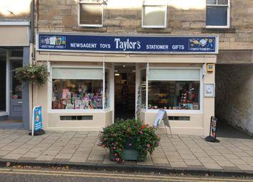 Thumbnail Retail premises for sale in High Street, Jedburgh