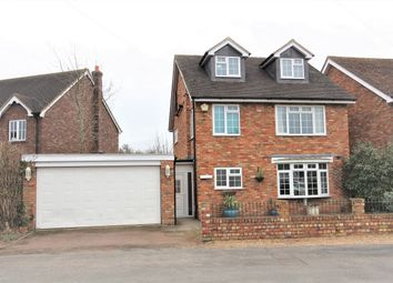 Thumbnail 4 bed detached house for sale in Church Road, Wilstead, Bedford, Bedfordshire