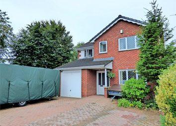Thumbnail 4 bed detached house for sale in Chelwood Close, Preesall, Poulton-Le-Fylde, Lancashire