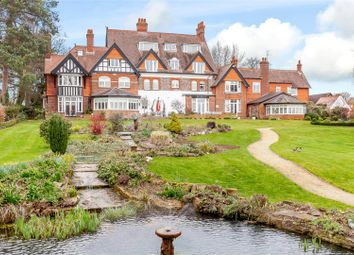 Thumbnail 2 bedroom flat for sale in Riverside House, Burcot, Abingdon, Oxfordshire