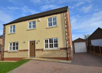 Thumbnail 4 bed detached house for sale in Millstone Close, Kirton Lindsey, Gainsborough