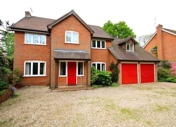 Thumbnail 4 bed detached house for sale in Blounts Court Road, Rotherfield Peppard, Henley-On-Thames